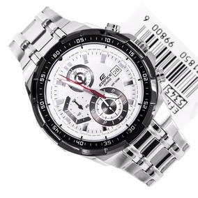 1ed621f7ba1 Relógio Casio Beside Bem 506bl 7av Cronógrafo Retro Date - Joias e ...