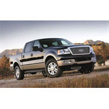 Manual Taller Diagramas E. Ford F-150 Fx4 05-2006 Español!!
