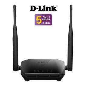 Roteador + Repetidor Wireless Sem Fio Dlink Dir-611 300mbps