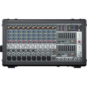 Mixer Amplificado Behringer Pmp2000