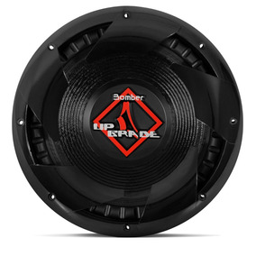 Subwoofer Bomber Up Grade 10 Polegadas 350 Watts Rms 4 Ohms