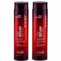 Kit Joico Color Infuse Red Shampoo E Condicionador - 300ml