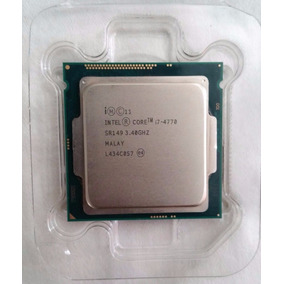 Intel Core I7 4770 Socket 1150 Potentísimo Procesador