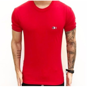 fec75d7a66e Camiseta Emporio Armani Preta Emborrachada Camisetas Masculino ...