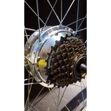 Roda Para Bike Elétrica Com Motor 36v - 250w Novos