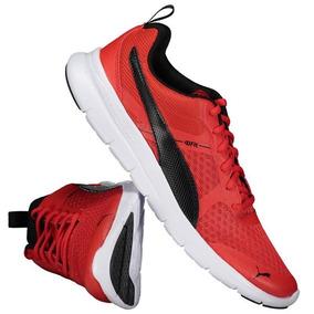 Tênis Puma Flex Essential Vermelho
