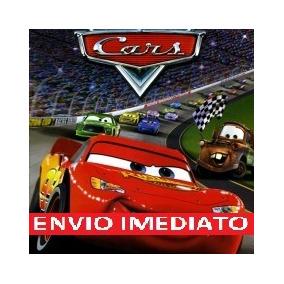 Cars Disney Pixar Relampado Mcqueen Ps3 Mídia Digital Carros