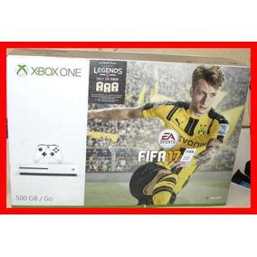 Xbox One 500gb S + Garantia + Controle + Jogo + Live 14d