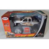 Carro Control Remoto - Batería Recargable - Rc Truck 4x4