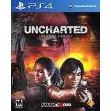Uncharted The Lost Legacy - Físico Sellado