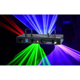 Luces Láser De 4 Colores Marca Big Dipper Dmx, Discoteca