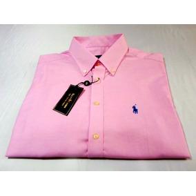 Camisa Social Masculina Ralph Lauren - L Classic