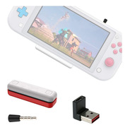 Gulikit Route Air Pro Adaptador Audio Nintendo Switch Airpod