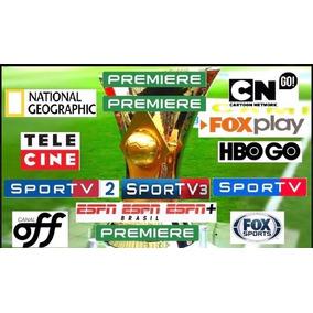 Premiere Play E Telecine Play (promoção) 1ano