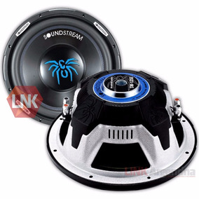 Subwoofer Soundstream Sw.12se 12pulg Rms 250w Máx 500w 85 Db