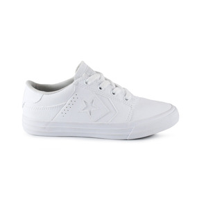 Tenis Converse All Star Escolar - Blanco 651825c