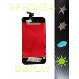 Pantalla Display Iphone 4 4g A1332 Touch Negro