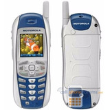 Pack X 2 Celular Iden Motorola I265 Nextel, Holder + Manual