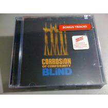 Corrosion Of Conformity Blind(cd Lacrado/remast/3 Bonus/usa)
