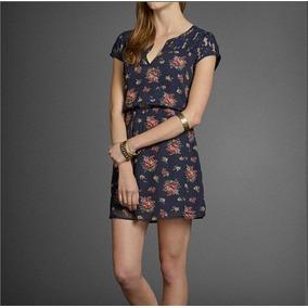 Vestido Abercrombie Flora Rendado 100% Original - Tam P - P5