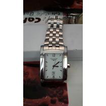Reloj Longines Gran Tamano Original Con Su Caja