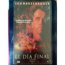 Nueva Pelicula Vhs Dia Final Schwarzenegger End Of Days 1999