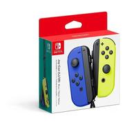 ..:: Controles Joy Con Azul Y Amarillo Neon ::.. En Gamewow