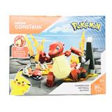 Mega Construx Pokemon Varios Modelos Charmeleon Ivysaur Torr