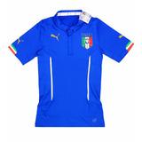 Hermosa Camiseta De Italia Versión Jugador Puma Ver Medidas da3fde6fe04de