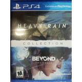 Heavy Rain & Beyond Two Souls Collection Ps4 Español Latino