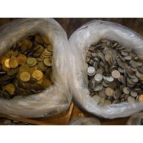 Lote De Monedas Antiguas De Argentina