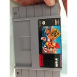 Rocky Rodent - Super Nintendo