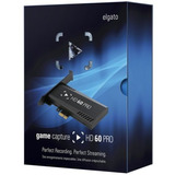 Capturadora Elgato Gaming Game Capture Hd 60 Pro Pc