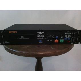Reproductor De Cd Profesional Gemini Pro Ii 4700