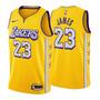 Lakers Amarela Lore Series - LeBron James 23