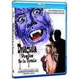 Blu-ray Drácula - O Perfil Do Diabo Lacrado Christopher Lee