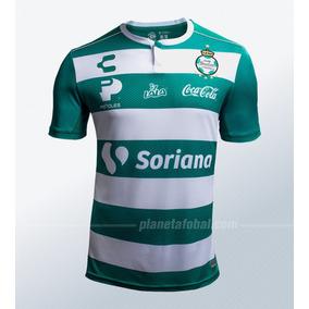 Playera Jersey Club Santos Temporada 18 19 Local visitante 1e7d5990f754a