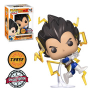 Funko Pop Chase Animation Dbz Exclusive Vegeta  Metallic 712