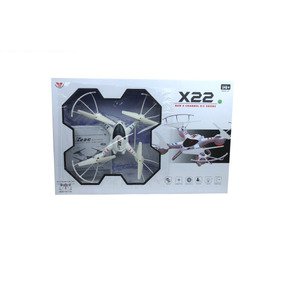 Drone Quadcóptero X22c Space Explorer Headless Câmera Hd