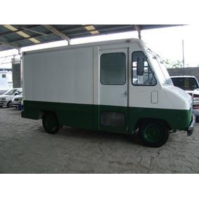 Chevrolet Tipo Vanette 2001 Food Truck