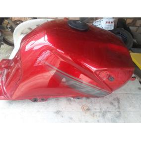 Tanque De Combustível Da Fazer 250 2015 Vermelho.