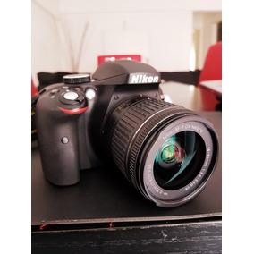 Cámara Nikon D3300 Kit 18-55mm + Bolso