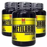 Metildrol 60 Tabs Pré Hormonal Compre 2 Ganhe Mais 1