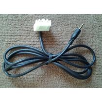 Cable Auxiliar 3.5 Mm Jack Conector Mazda 3 Año 2004 A 2008