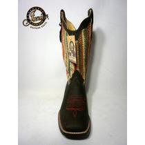 Bota Rodeo Dama Mujer Junior Cowboy Envió Gratis
