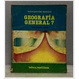 Libro Geografia General 7 Teduca Santillana