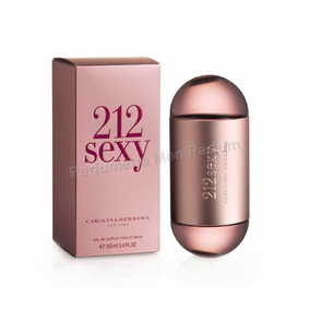 ** Perfume 212 Sexy Damas By Carolina. Herrera.inmediato **