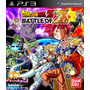 Dragon Ball Z Battle Of Z Ps3 - Fisico - Nuevas