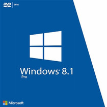 Windows 8.1 Pro Retail Licencia Original 32/64 Bits Español
