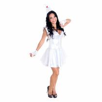 Fantasia Mulher De Lata Magico De Oz Heat Girls Sulamericana